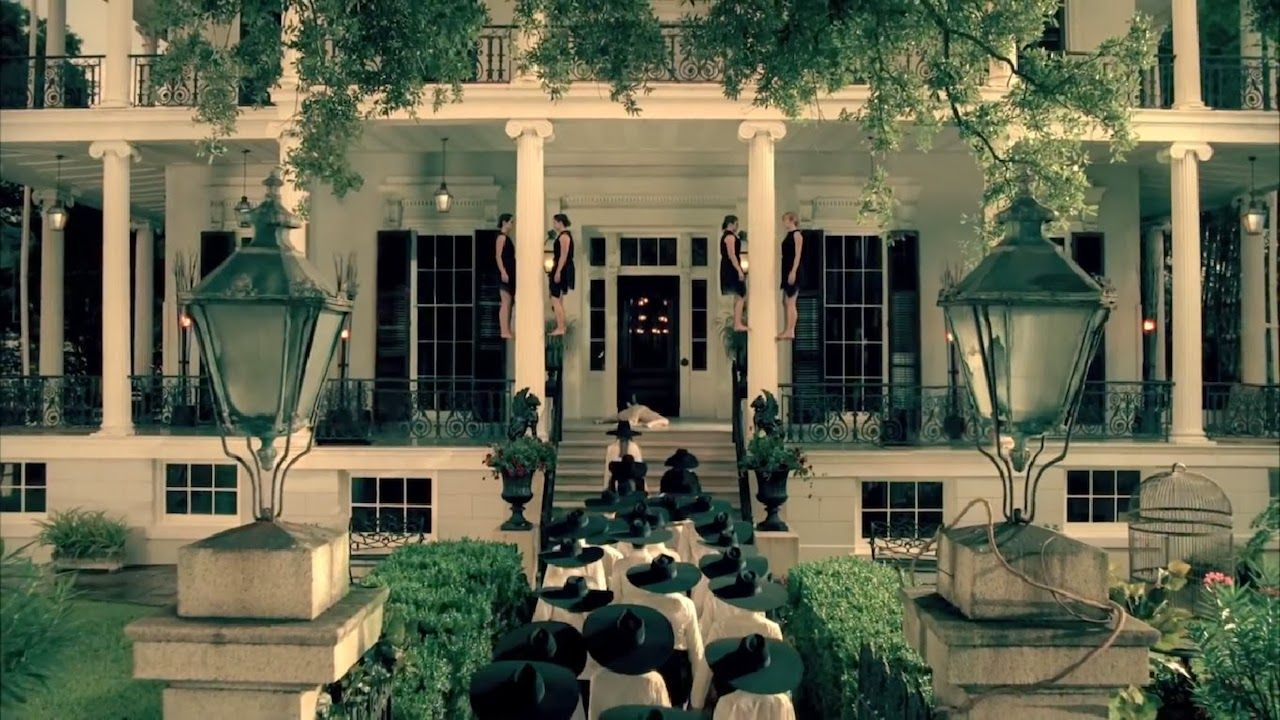 Buckner Mansion/Miss Robichaux's Academy for Exceptional Young Ladies from American Horror Story