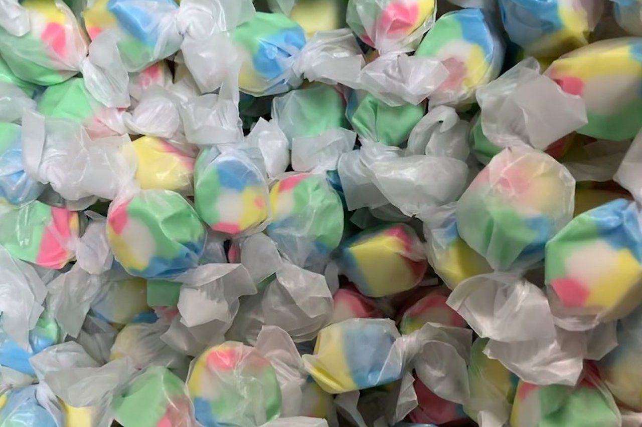new jersey saltwater taffy best regional candies