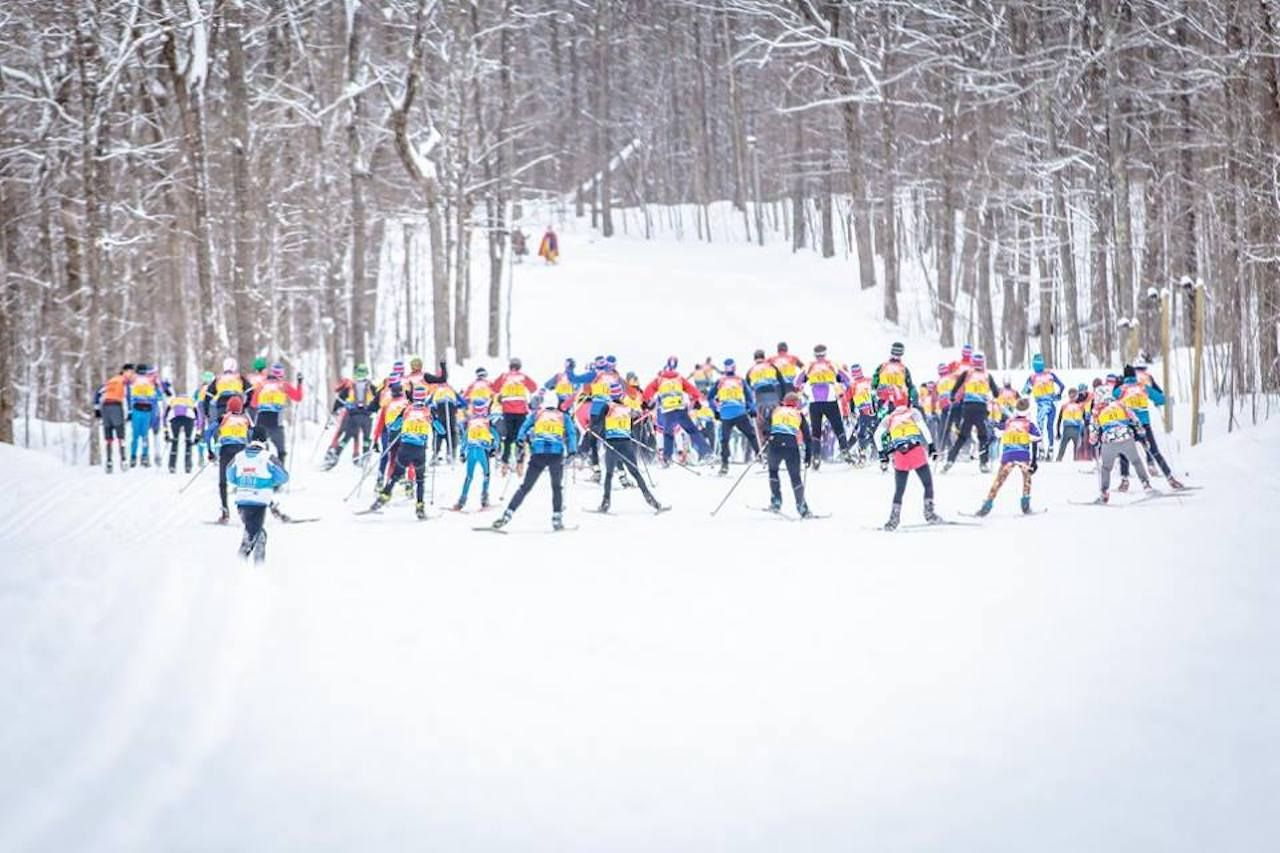 American Birkebeiner cross-country ski race