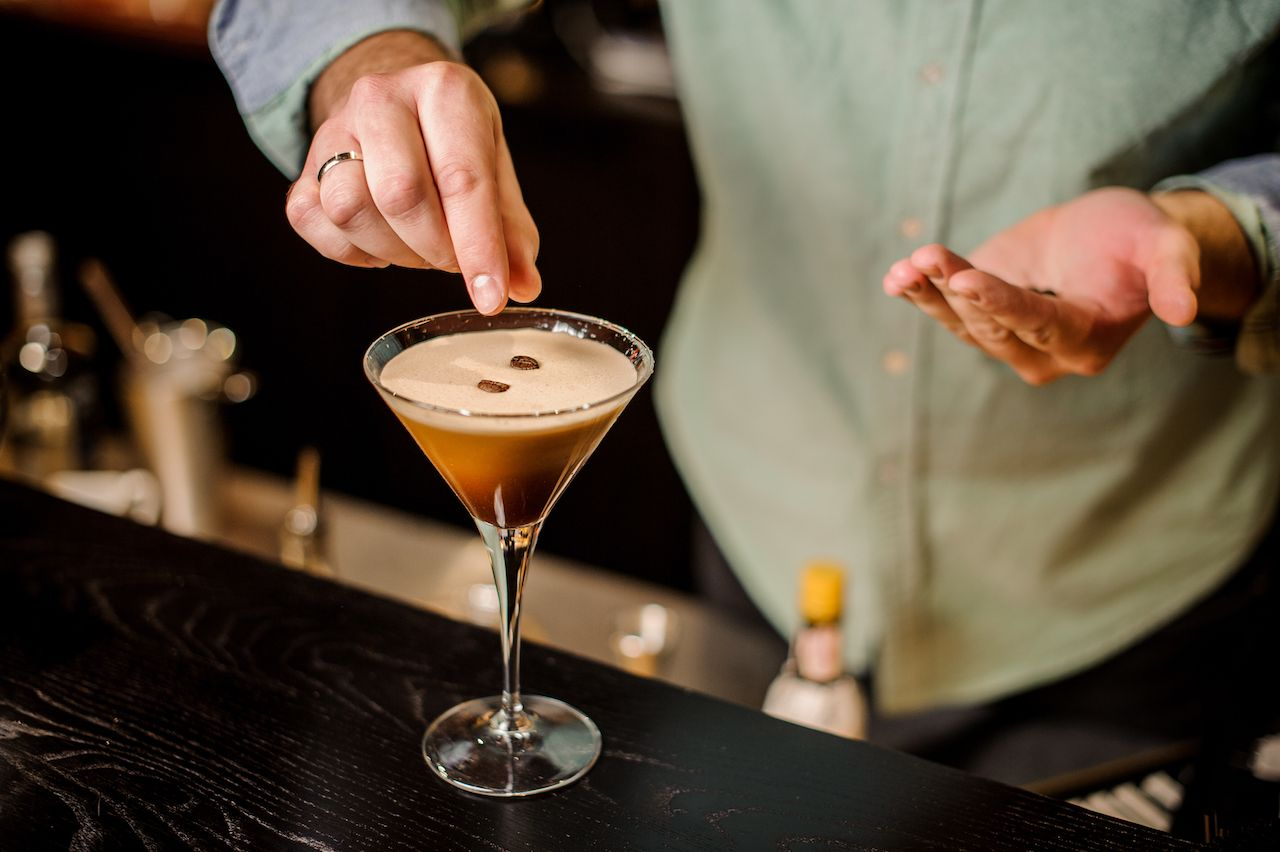 Espresso Martinis are better abroad