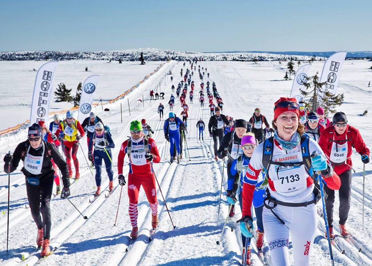 Birken cross-country ski race