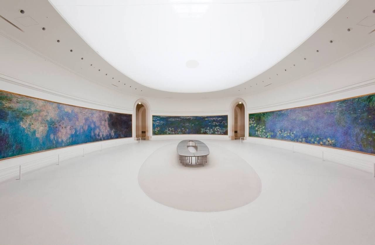Monet's Water Lilies virtual reality