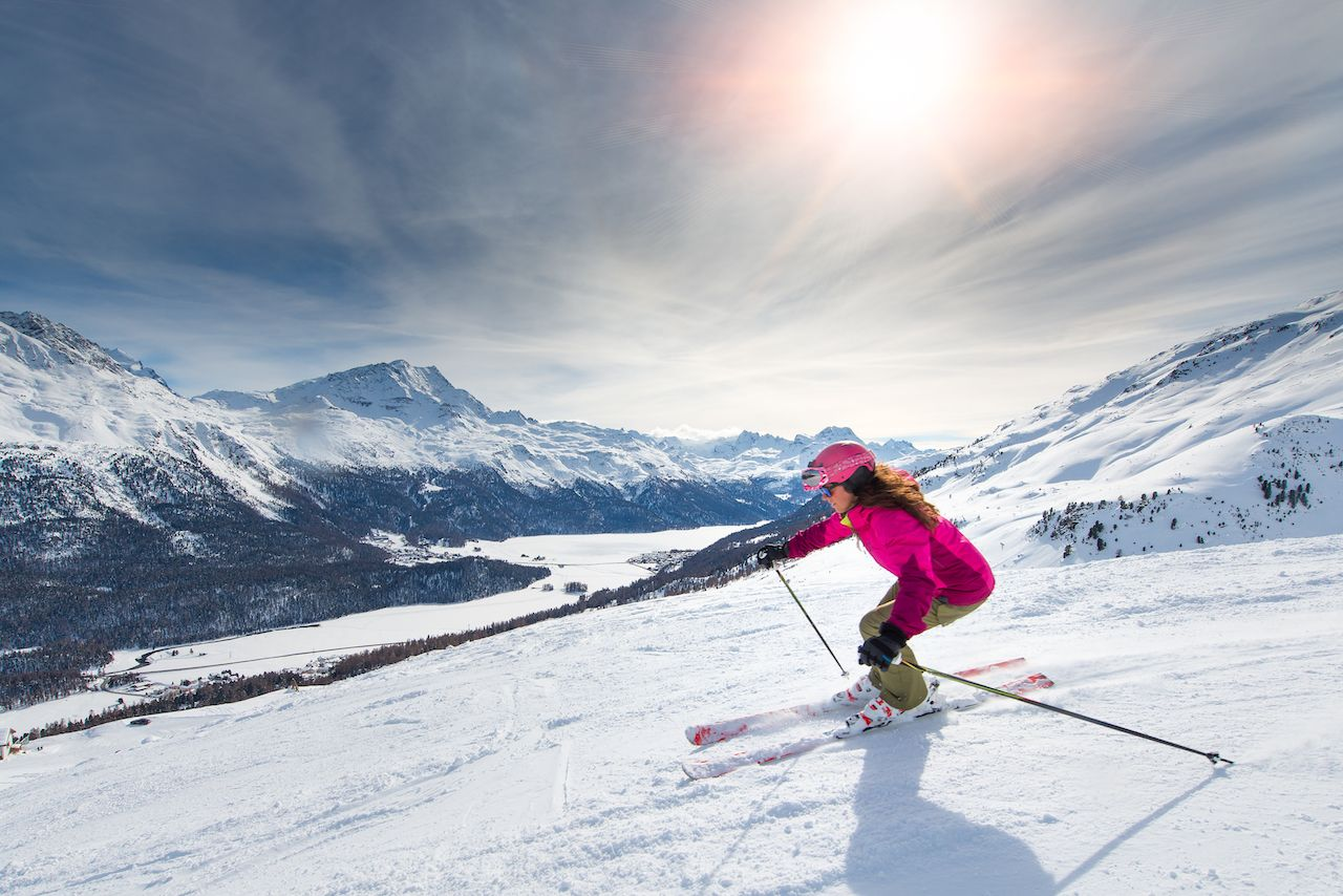 Cheap ski resorts in famous areas