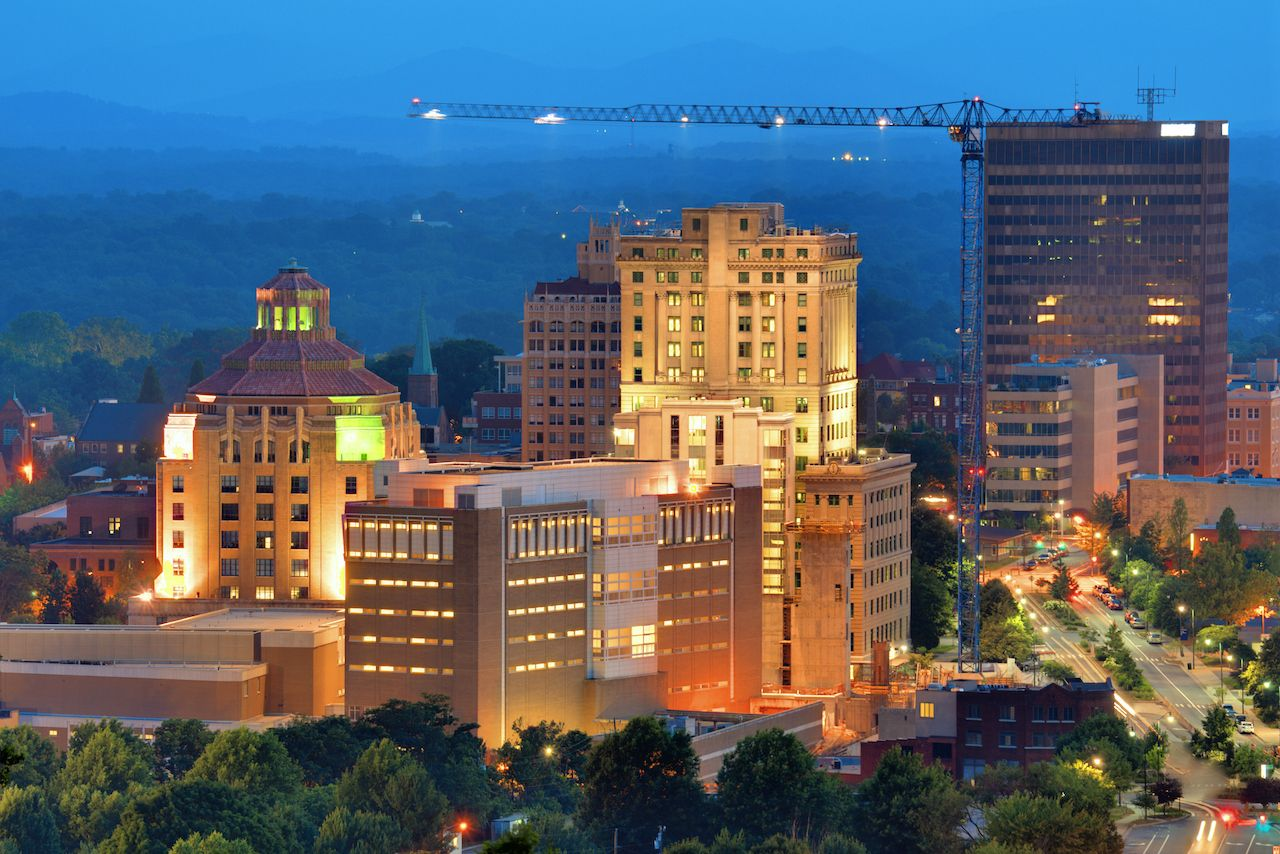 Reasons to visit Asheville in winter
