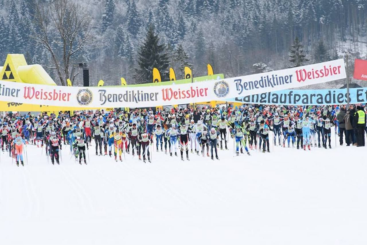 Konig Ludwig Lauf cross-country festival
