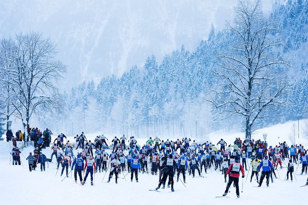 Best cross-country ski races