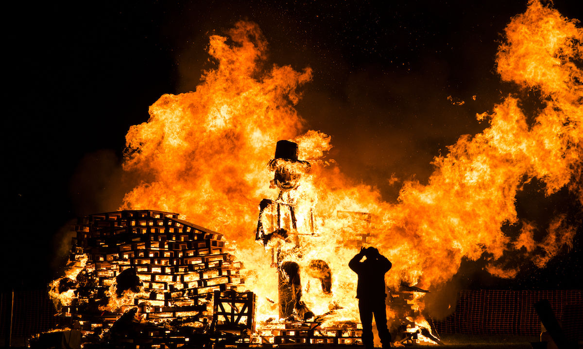 The best 2018 Bonfire Night celebrations in the UK