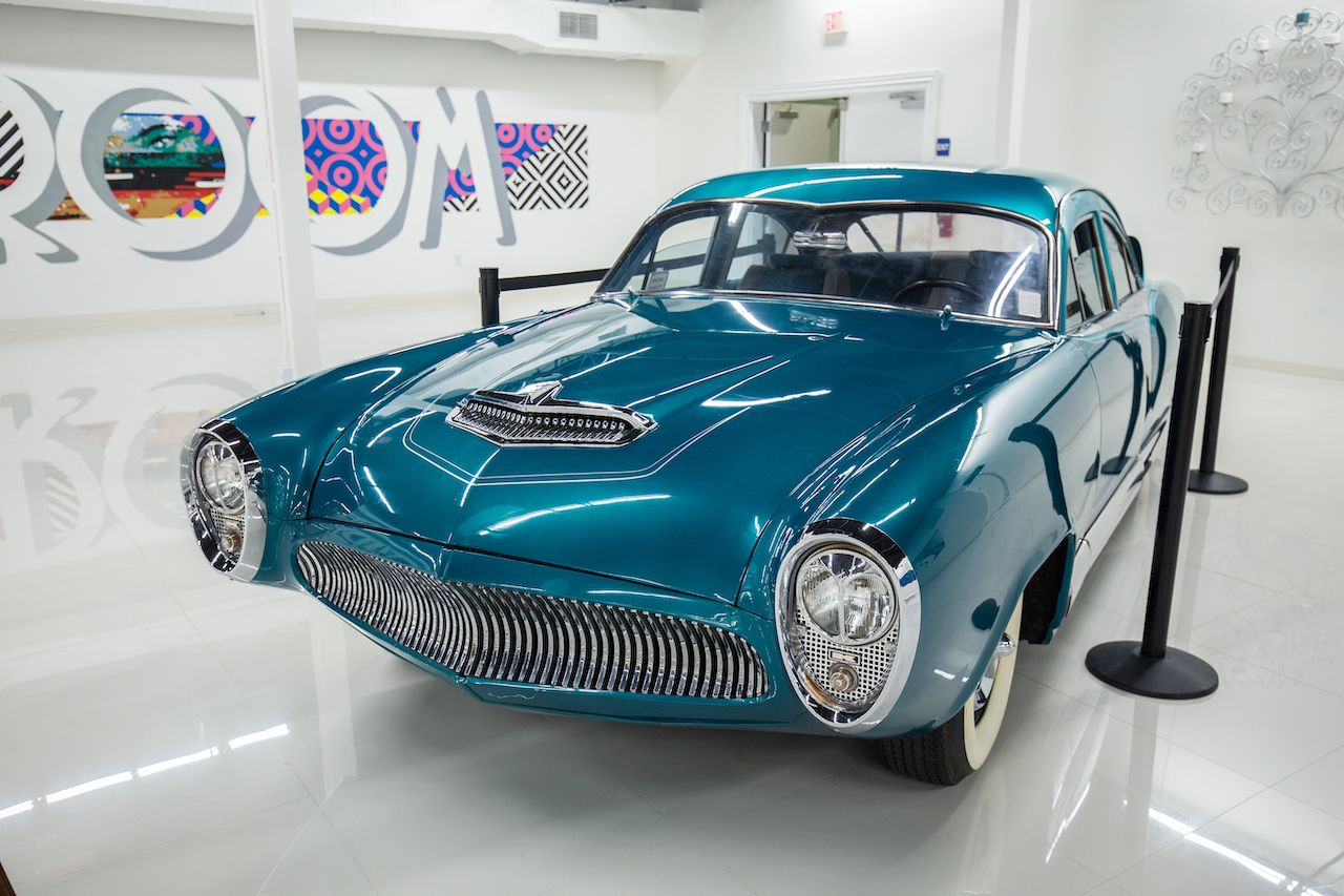 Miami Auto Museum at the Dezer Collection