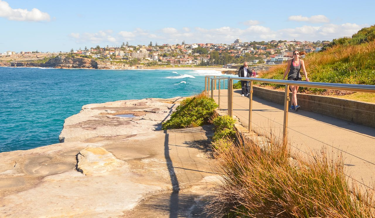 50-mile walk proposed in Australia