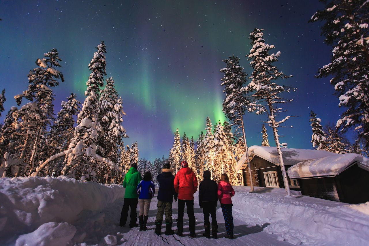 Reasons to go to Finland in winter