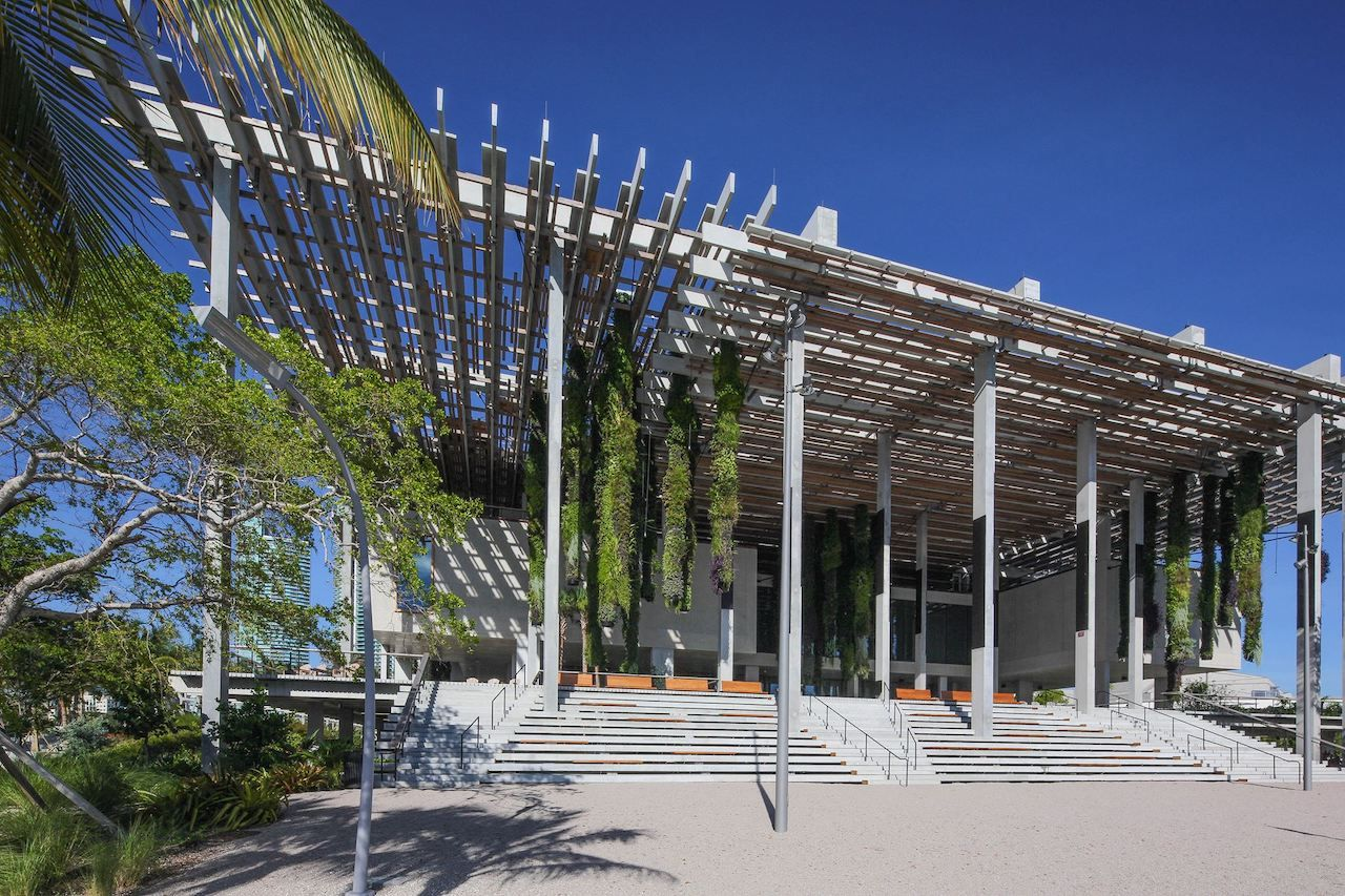Perez Art Museum in Miami, Florida