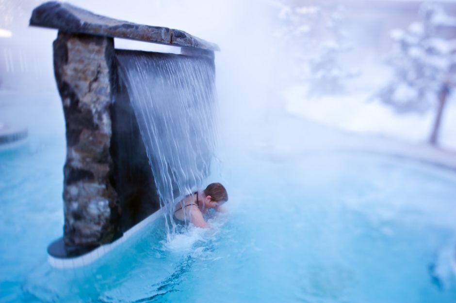 Scandinavian spa Whistler