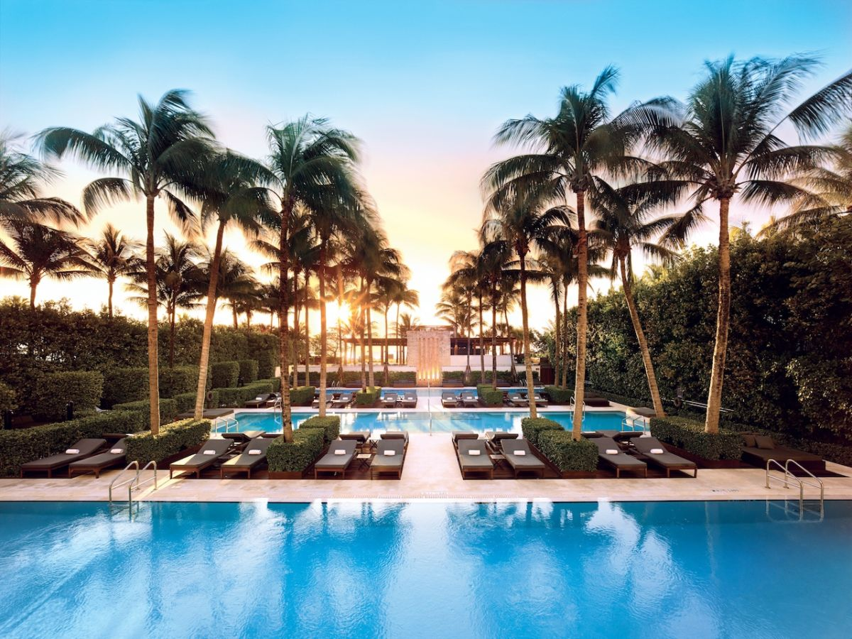 Hotels In Miami Beach >> The Best Hotels In Miami To Stay At
