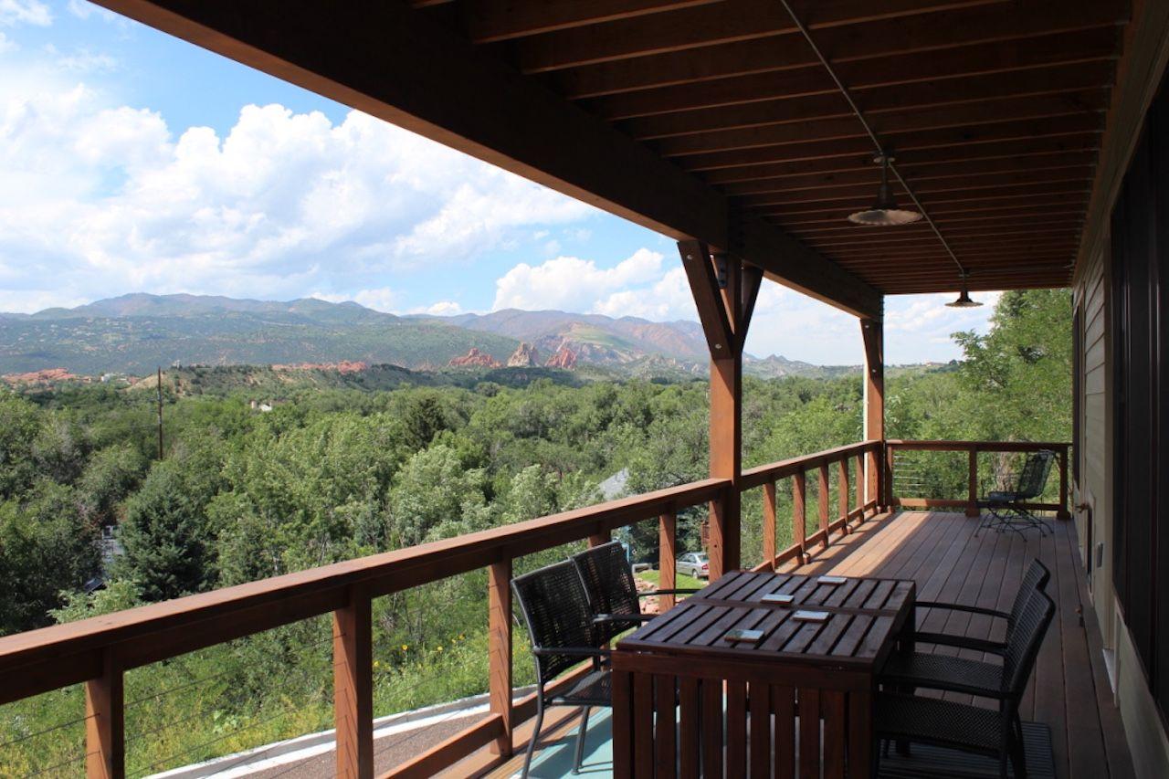 Ski airbnb Colorado Springs CO
