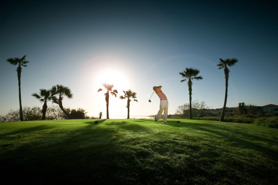 South Padre Island golf