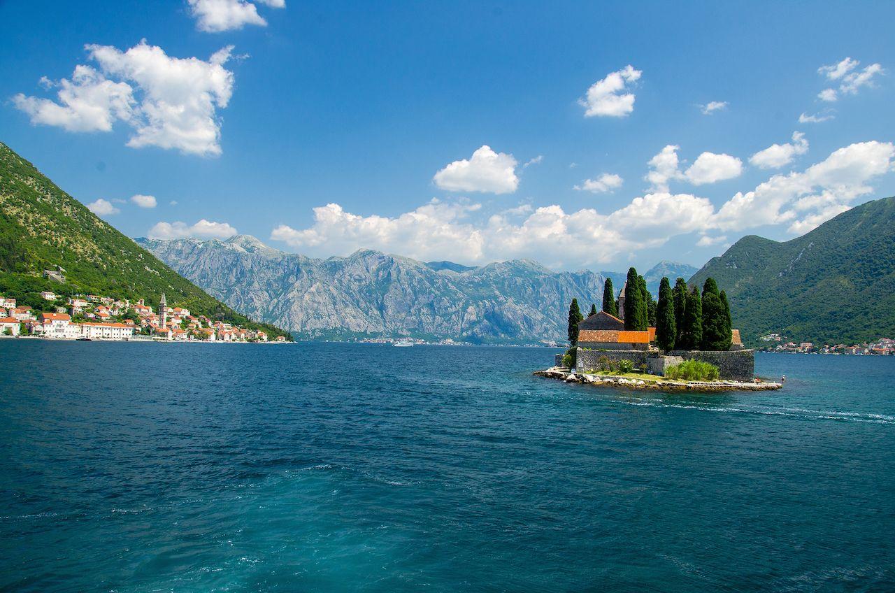 St. George Monastery in Montenegro