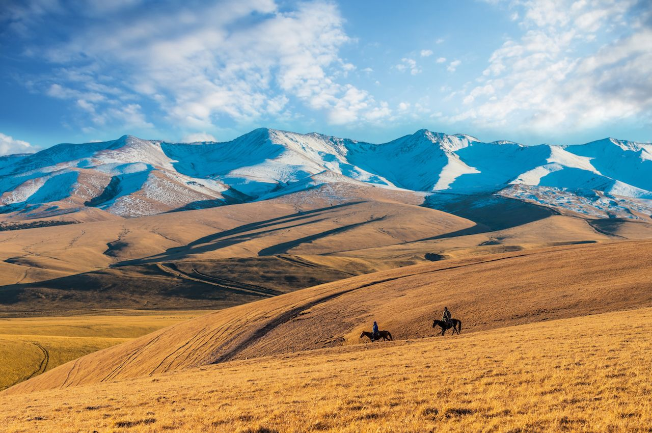 Why you should visit Central Asia