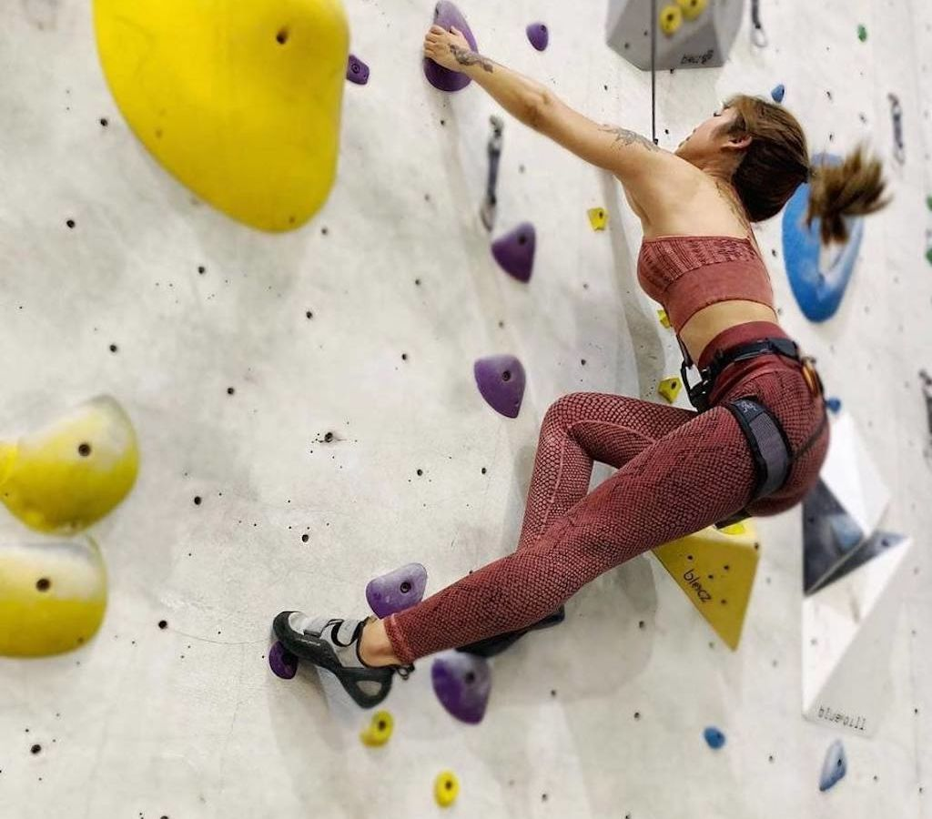 Best indoor climbing walls in the US