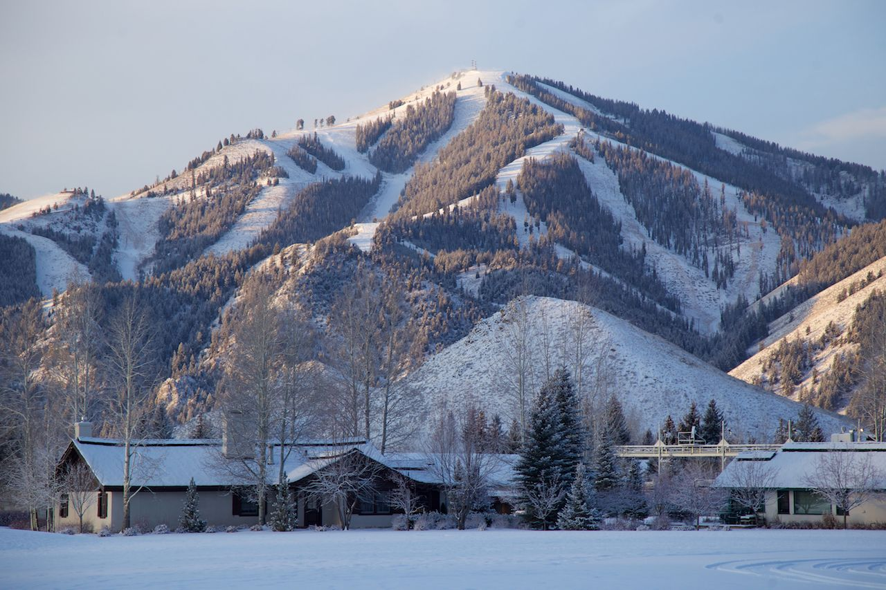 Sun Valley, Ketchum, Idaho