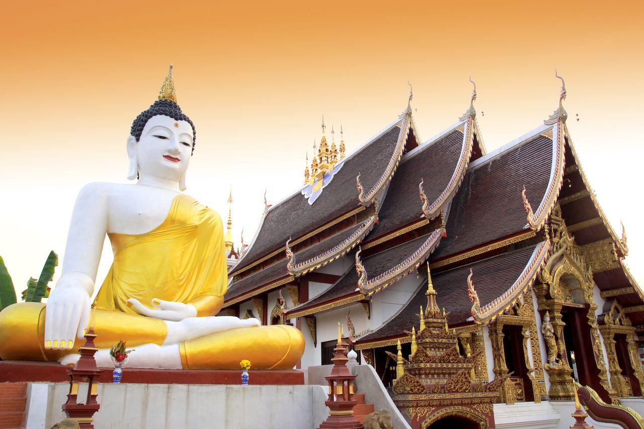 Get paid to travel around Thailand