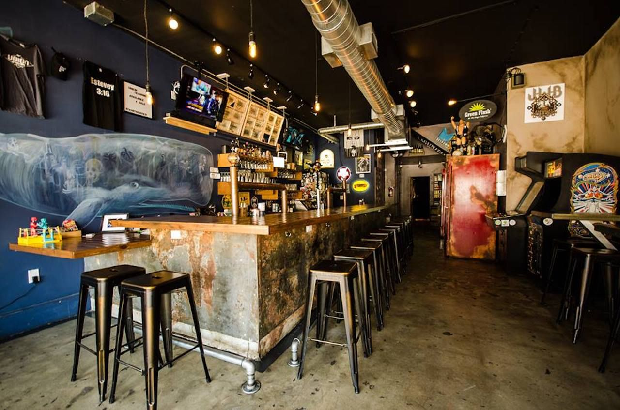 Union Beer Store bar interior in Miami