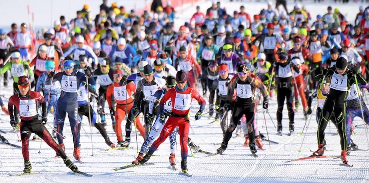 Worldloppet cross-country ski race
