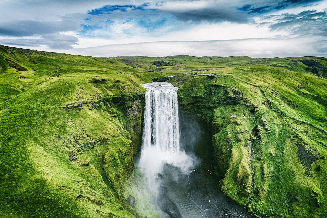 Iceland COVID stimulus for climate