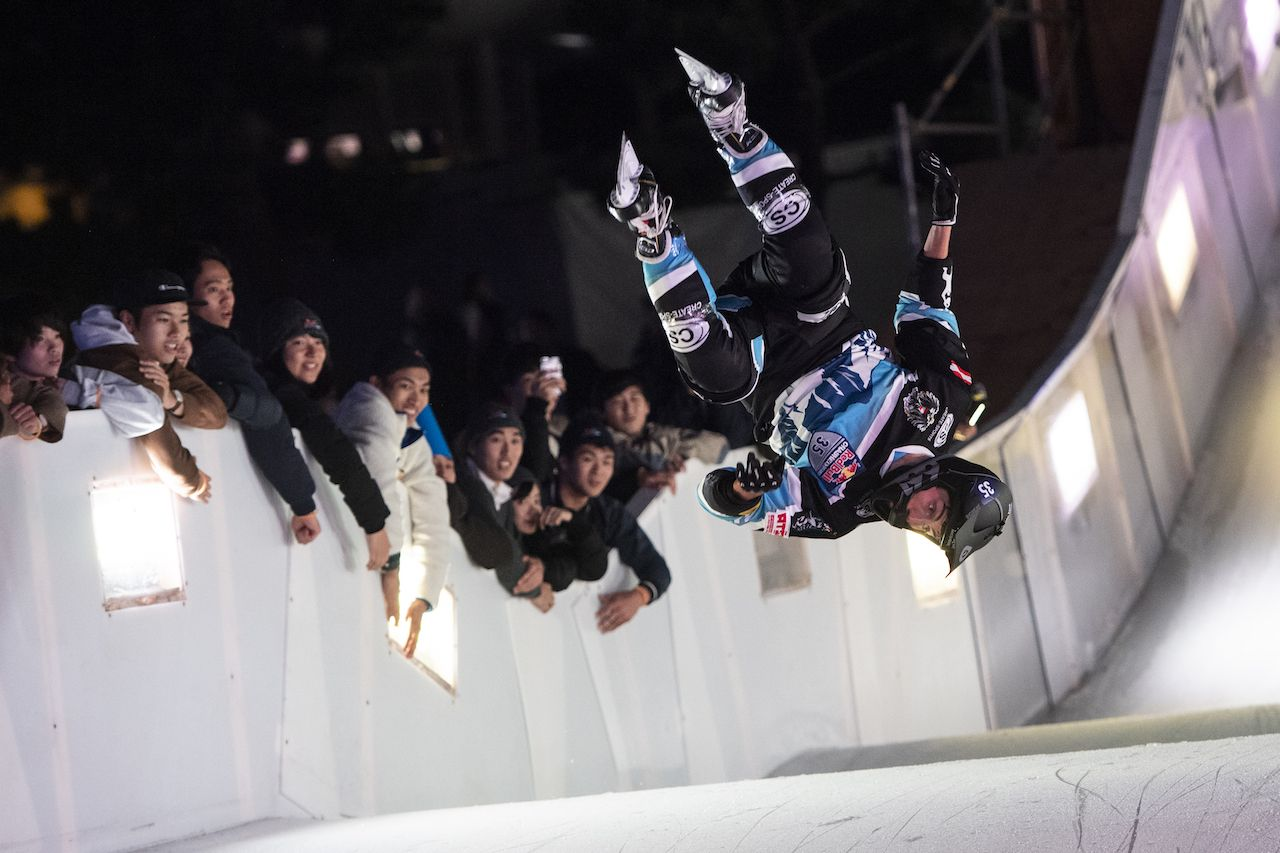 Crashed Ice fans