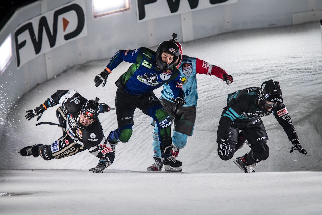 What is Crashed Ice?