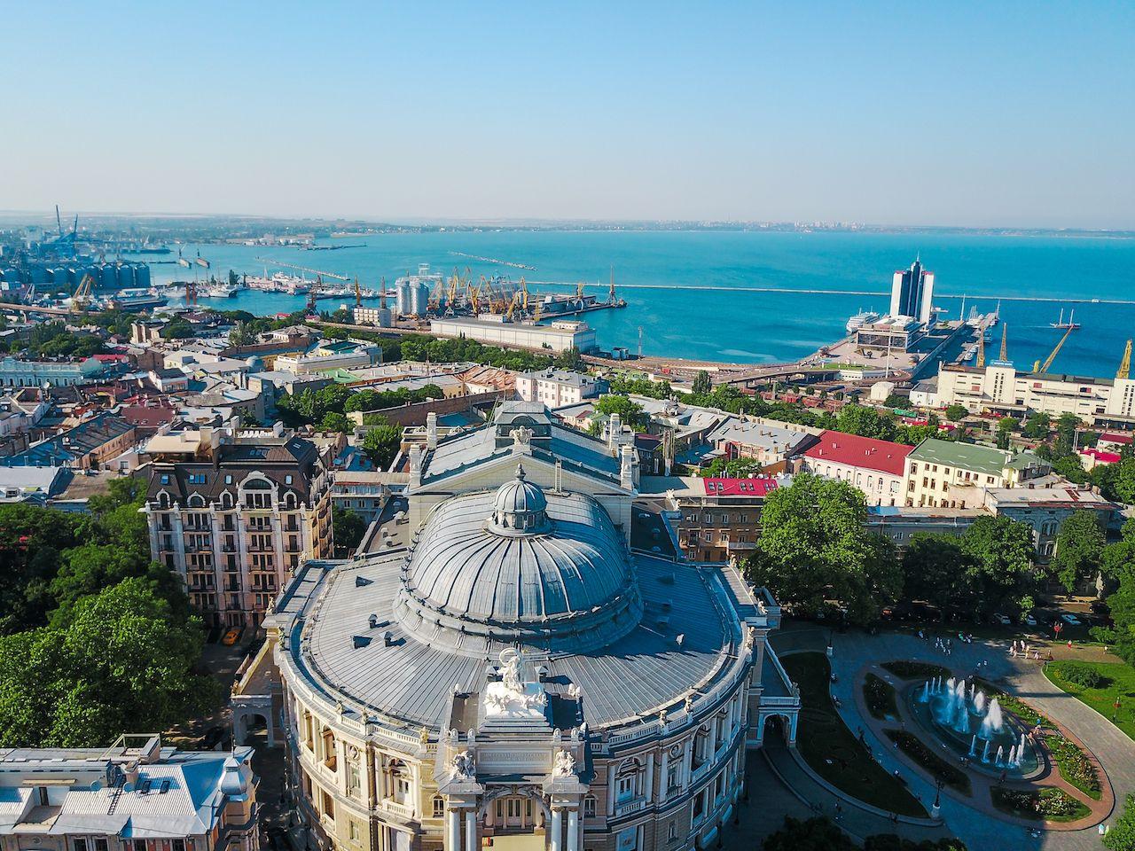 Odessa is Ukraine s culinary capital