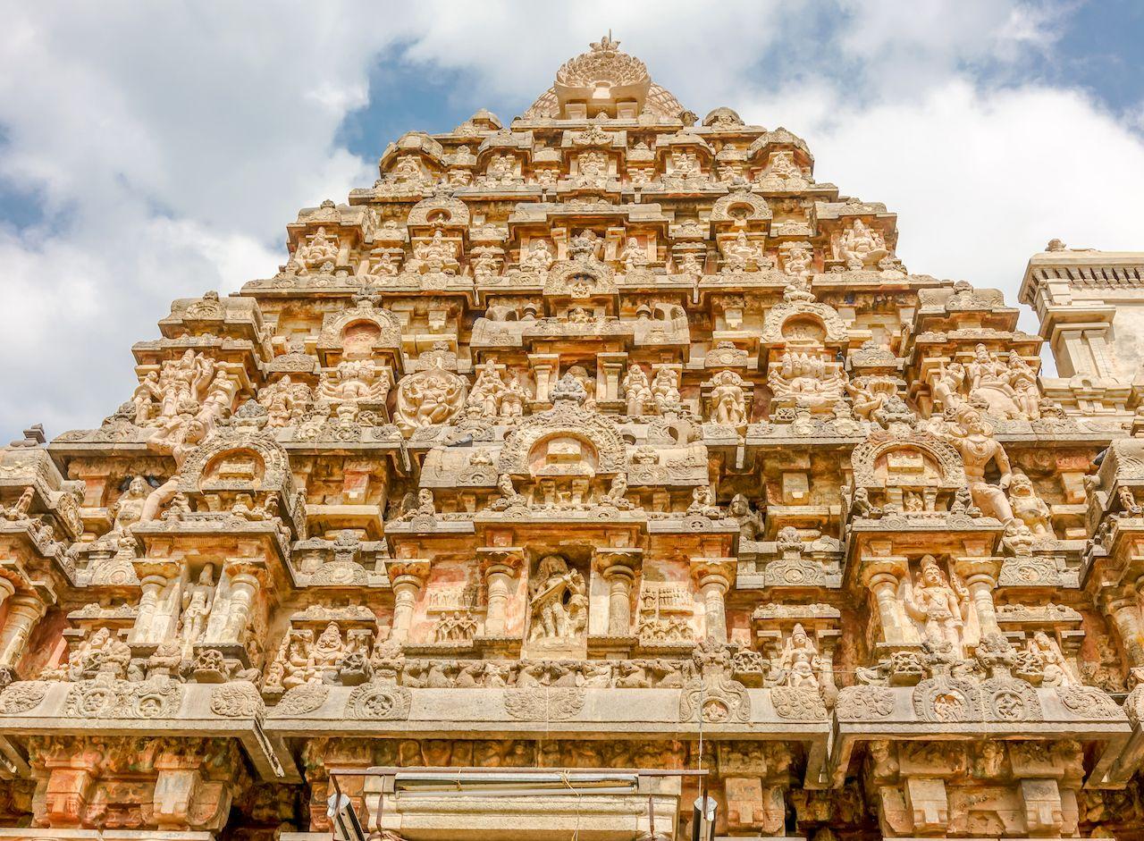 Airavatesvara Temple in India
