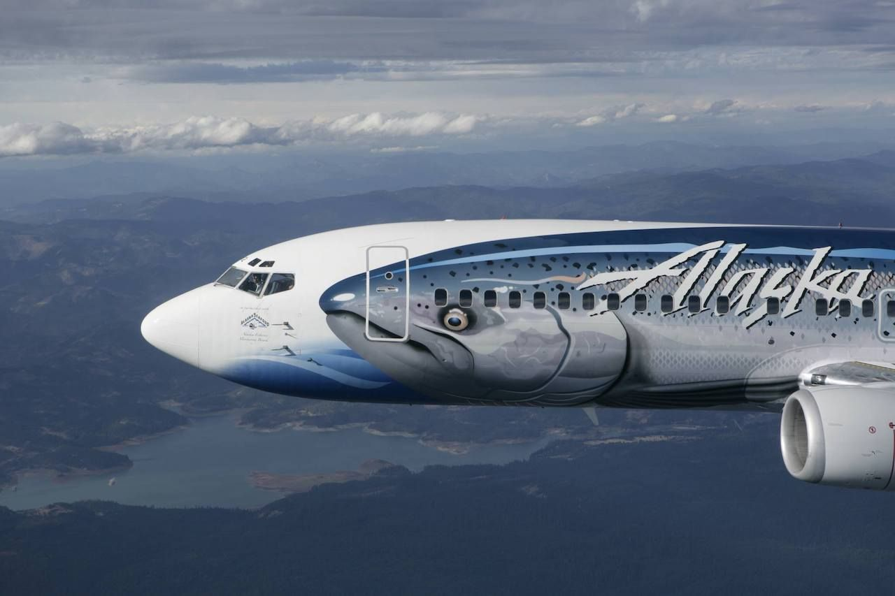 The best airplane liveries in the US