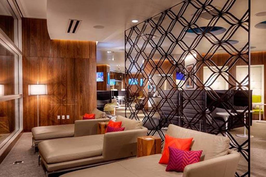 American Express Centurion Lounge, San Francisco, CA