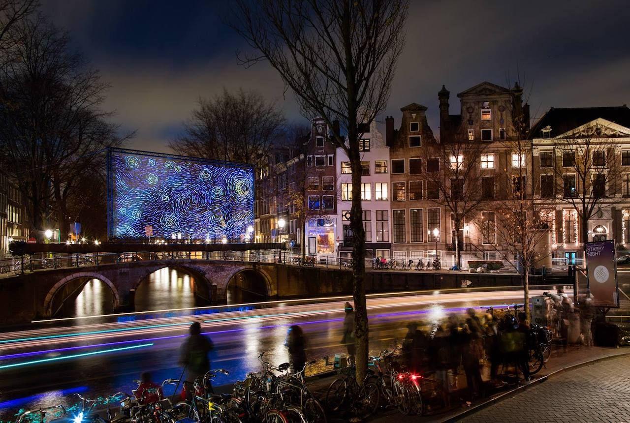 Amsterdam Light Festival, Netherlands