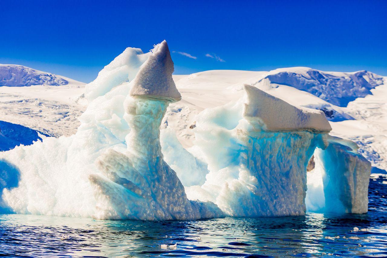 Antarctic landsacpe