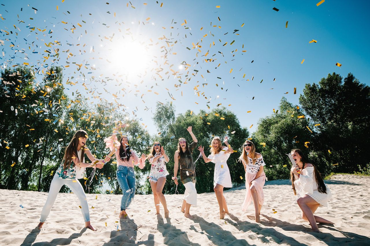 Planning a bachelorette party abroad