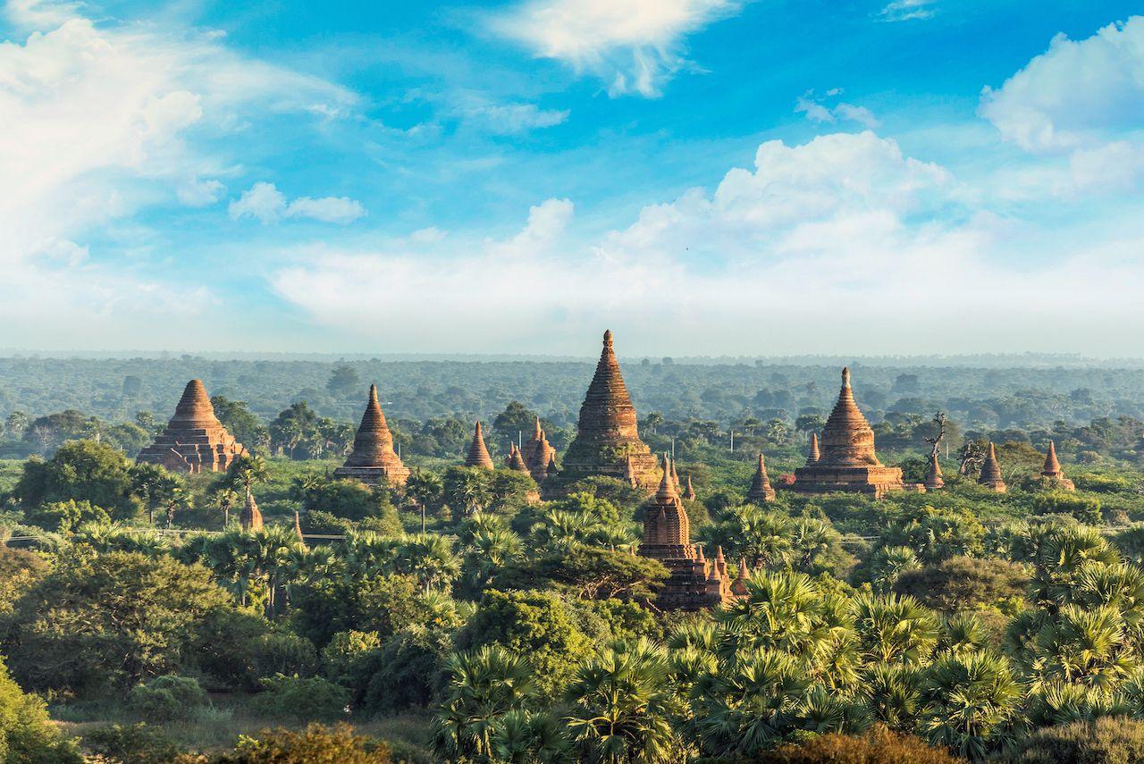 Bagan ruins, Myanmar