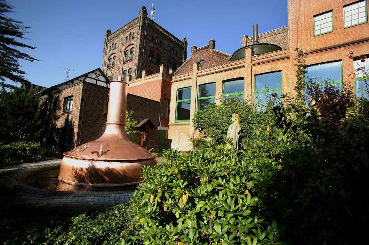 Bolten Brewery in Germany exterior