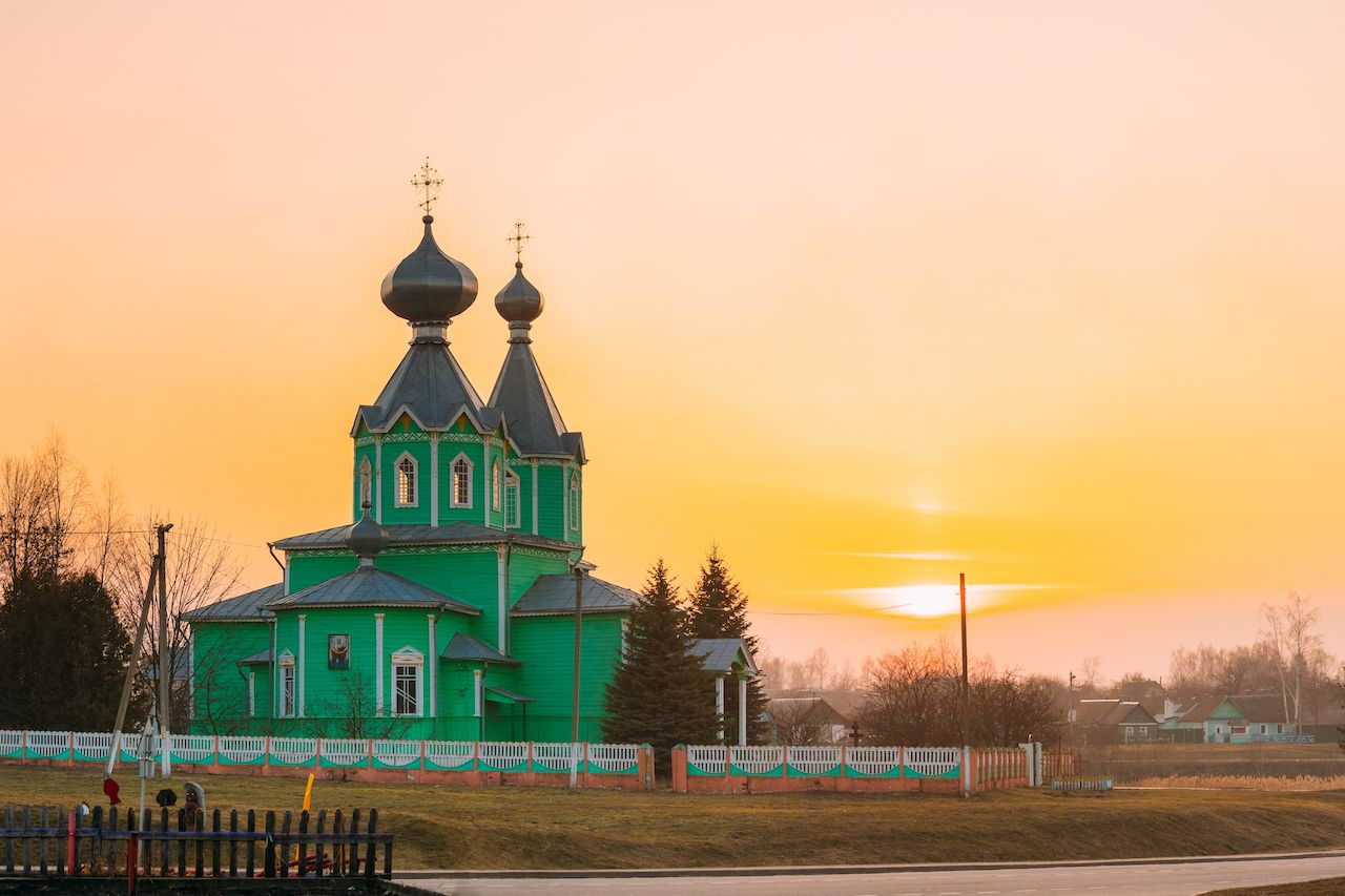 Church of the Holy Trinity, Belarus