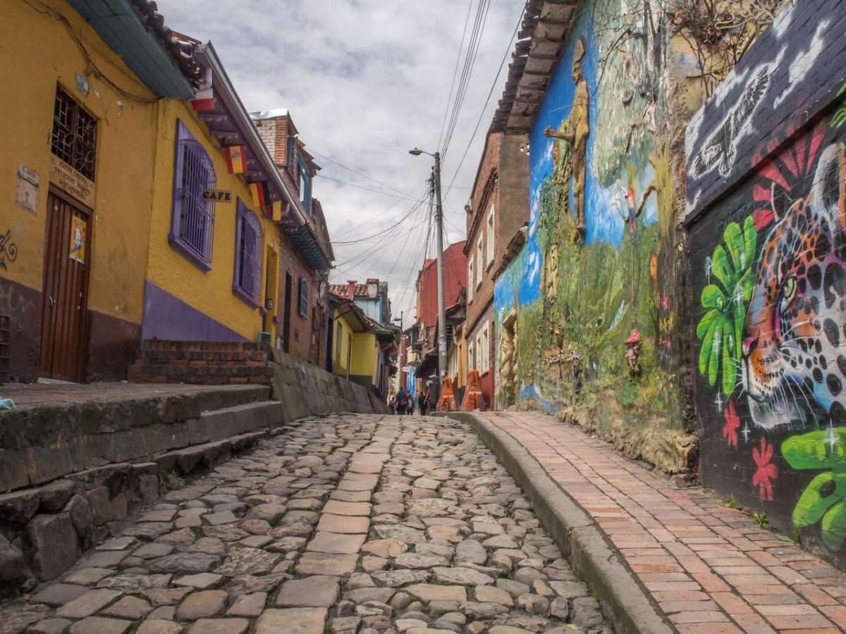 How former gang members are rebuilding Bogota's most violent neighborhood