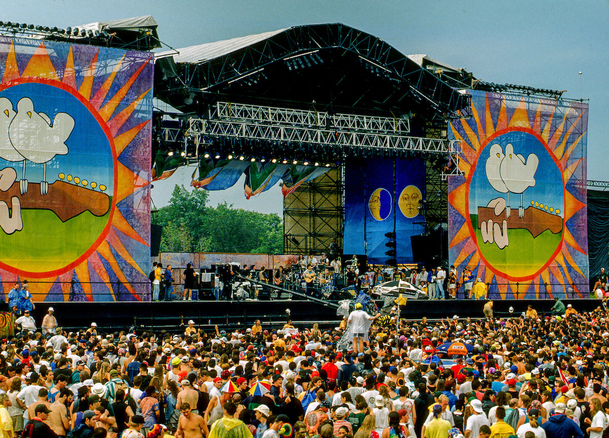 Woodstock 50th Anniversary Festival To Take Place In Summer 2019