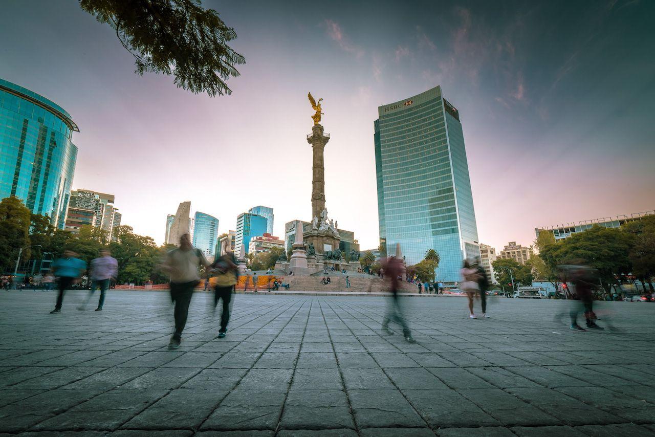 Cuauhtémoc, Juárez, Mexico City