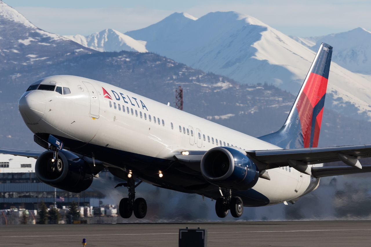 Delta flight unexpectedly diverted