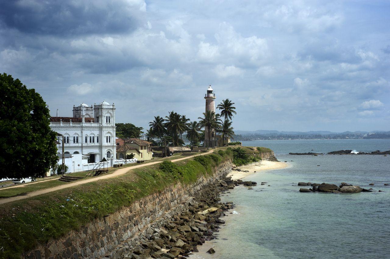 Fort in Galle, Sri Lanka