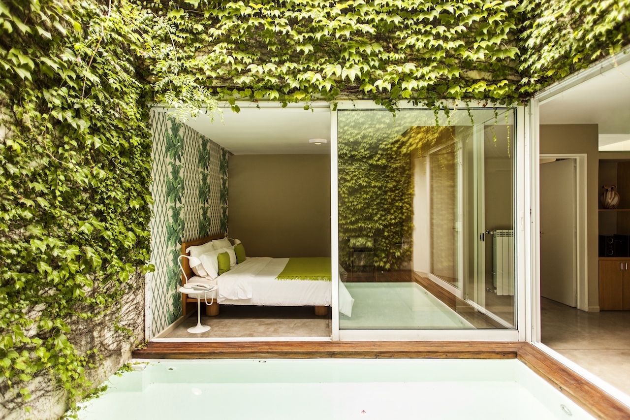 Home hotel in Buenos Aires, Argentina
