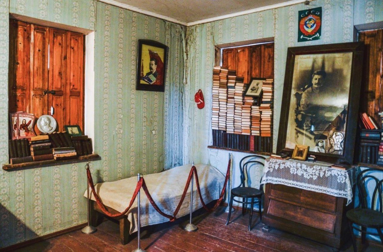 Inside Stalin's Secret Printing House in Tbilisi, Georgia