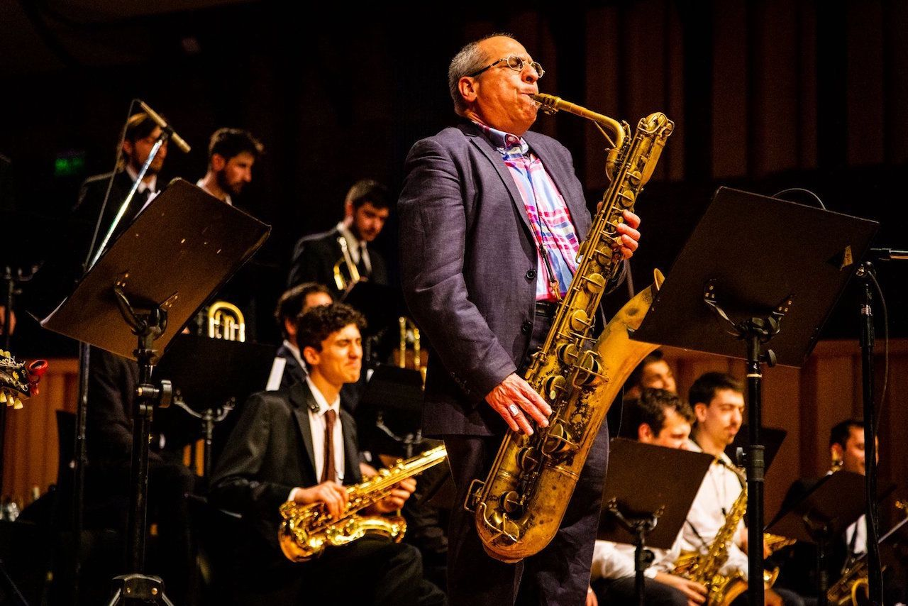 International Jazz Festival in Buenos Aires, Argentina