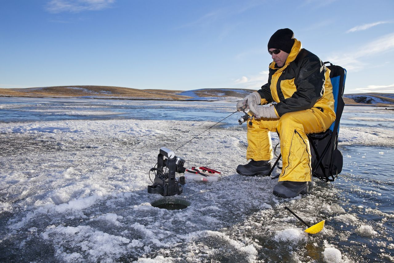The best ice fishing destinations
