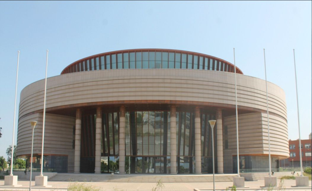 Museum of Black Civilisations in Dakar, Senegal