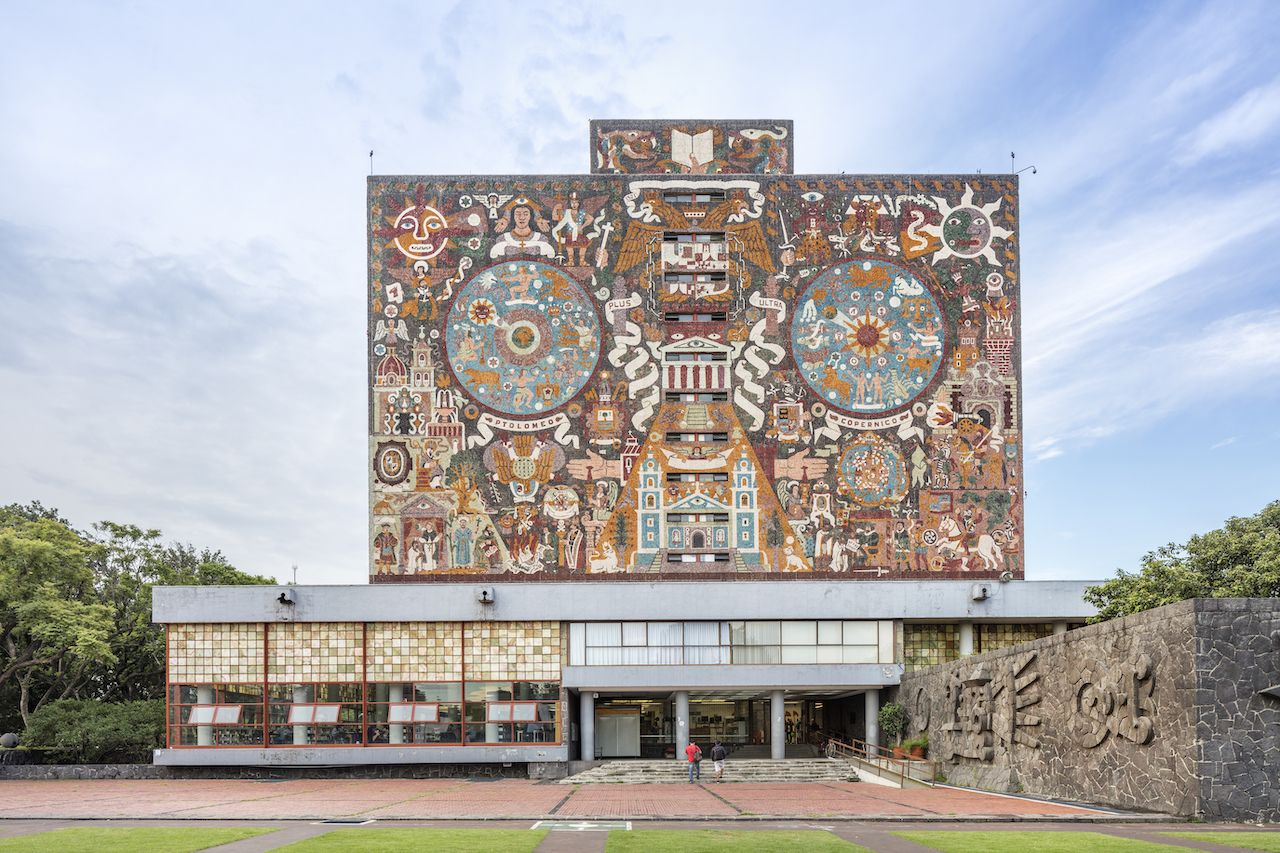 National Autonomous University of Mexico in Mexico City